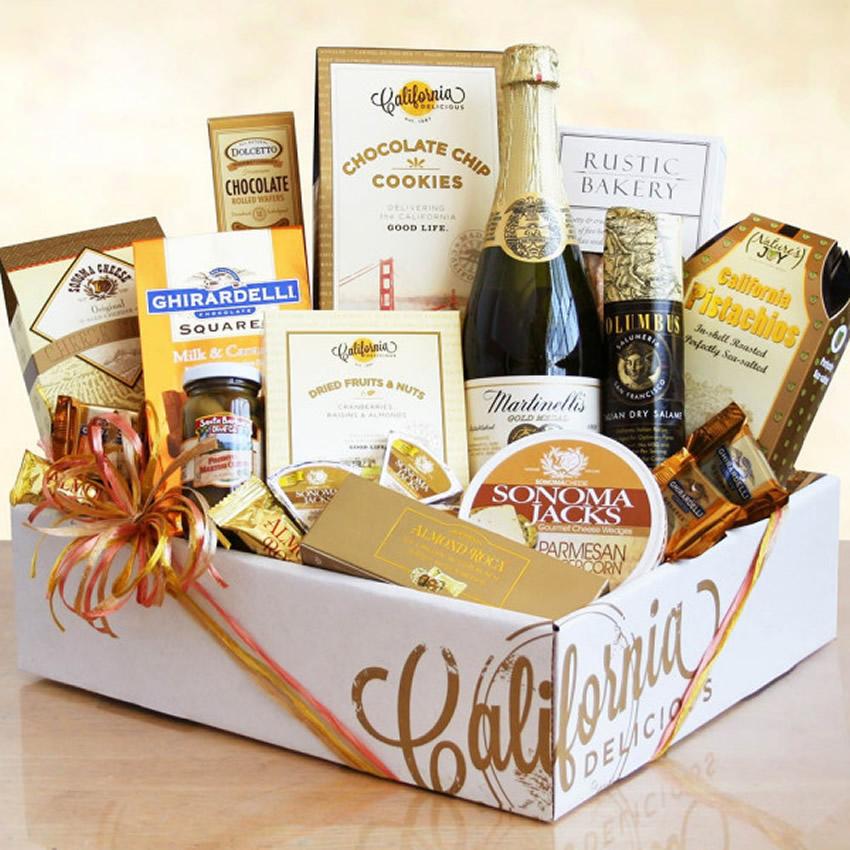 7 Various Birthday Gift Basket Ideas For Grand Celebration