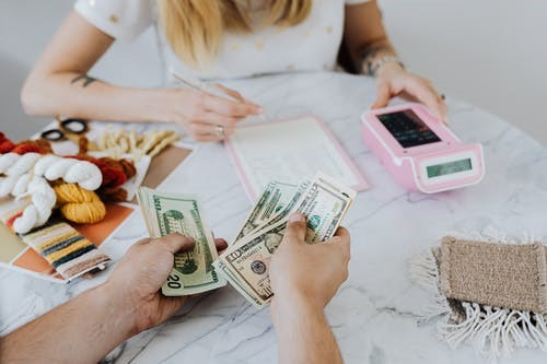Managing your finances together is an important practice and should be a part of your relationship.