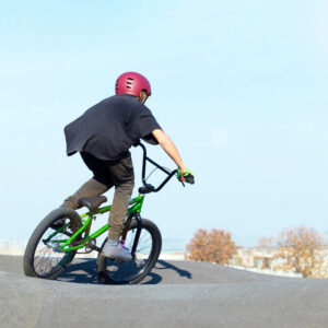 Health Benefits of BMX Riding for Kids